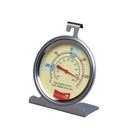 MC Термометр для холодильника Deluxe з нержавіючої сталі 10см  (арт. 150646)