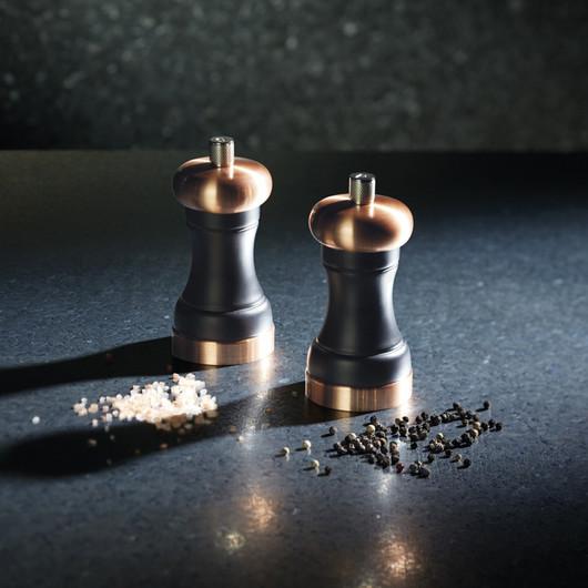 MC Мельница для перца медь и дерево бука, 12 см  (арт. 676245)