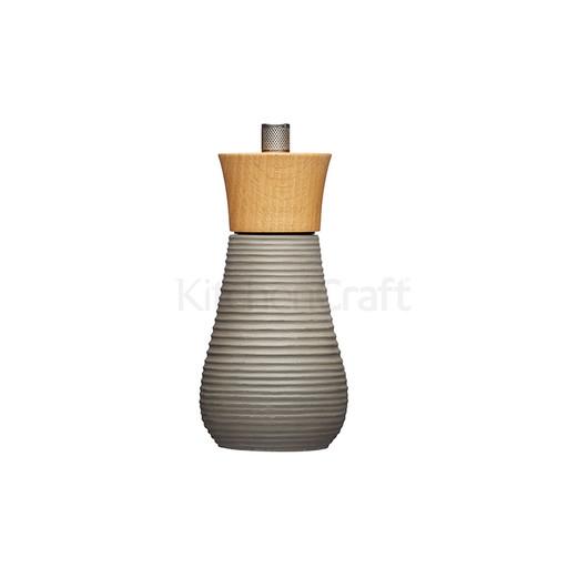MC Млинок для солі  бетон і дерево, 17 см  (арт. 689245)