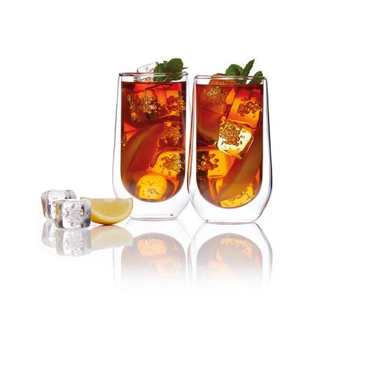 LX Набор стаканов хайбол с двойной стенкой 380 мл 2 шт  (арт. 681553)