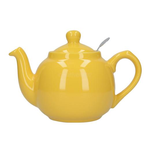 CT London Pottery Farmhouse Чайник керамічний 500мл жовтий  (арт. 72123)