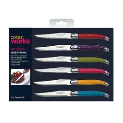 CW Набір ножів для стейків 6 одиниць