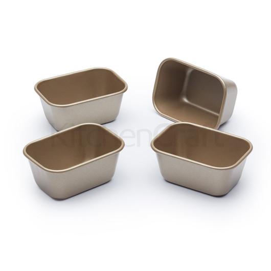 Paul Hollywood Форма для міні-хліба з антипригарним покриттям 4 шт  (арт. 669261)