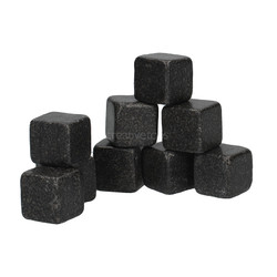 CT Earlstree & Co Набор каменніх кубиков для охлаждения напитков в деревянной коробке