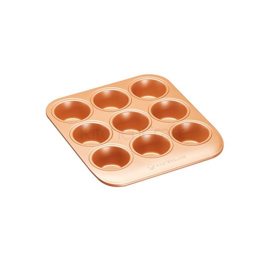 MC SC Форма для випічки кексів з антипригарним покриттям 24x22x3,5см  (арт. 780591)