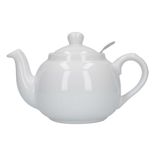 CT London Pottery Farmhouse Чайник керамічний 500мл білий  (арт. 72110)