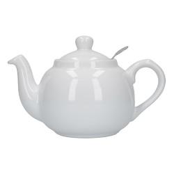 CT London Pottery Farmhouse Чайник керамічний 500мл білий