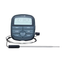 MC Термометр с таймером электронный цифровой