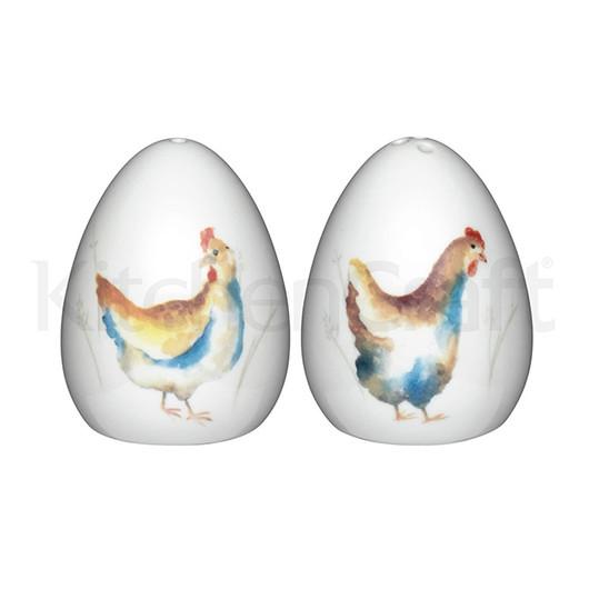 Hen Hause Набор керамический для соли и перца  (арт. 509505)