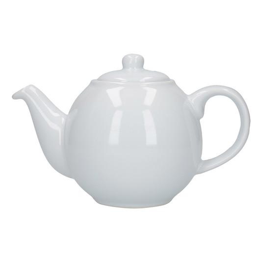 CT London Pottery Globe Чайник керамический 500мл белый  (арт. 20110)