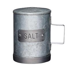 IK Солонка металлическая 10 см