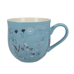 CT Kew Gardens Richmond Чашка керамічна Дикий луг блакитна