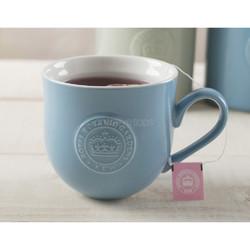 CT Kew Gardens Richmond Чашка керамічна лого блакитна