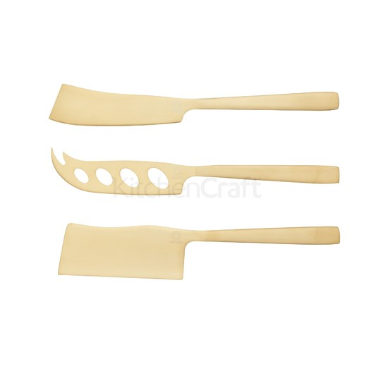 MC Artesa Набор ножей для сыра 3 прибора  (арт. 798091)