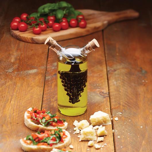 WFIT Бутылка для масла/уксуса стеклянная двойная 300 мл/50мл  (арт. 547385)