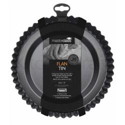 MC NS Форма для випічки пирога кругла з антипригарним покриттям і знімним дном