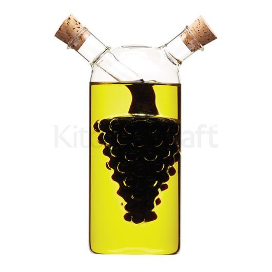WFIT Пляшка для олії / оцту скляна подвійна 300 мл / 50мл  (арт. 547385)