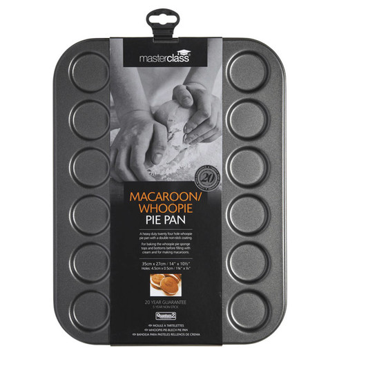 MC NS Противень для выпечки макарунов с антипригарным покрытием (24 отверстия) 35см х 27см  (арт. 175878)