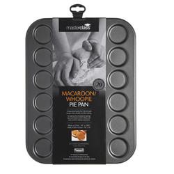 MC NS Деко для випічки макарунів з антипригарним покриттям (24 отвори) 35см х 27см