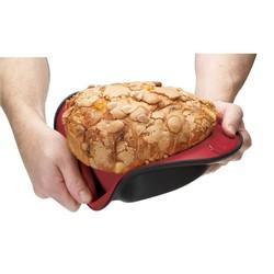 MC SS Форма для випічки пирога кругла силіконова 20,5 см