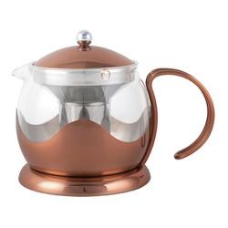 CT La Cafetiere Origins Чайник медного цвета