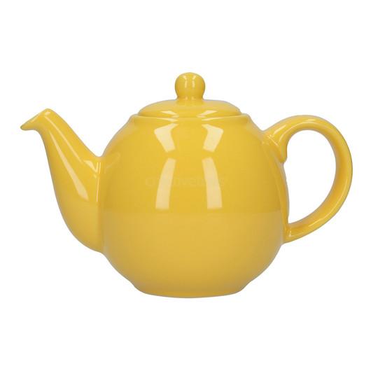 CT London Pottery Globe Чайник керамический 500мл желтый  (арт. 20123)