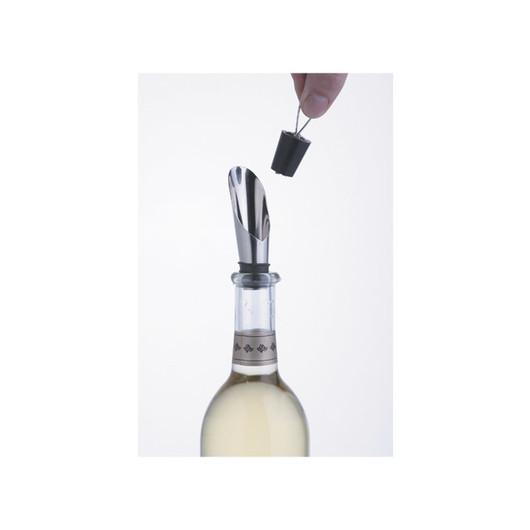BC Насадка для розливу вина і пробка з нержавіючої сталі  (арт. 148513)