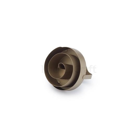Paul Hollywood Штамп для булочок Завиток з нержавіючої сталі 8 см  (арт. 648709)