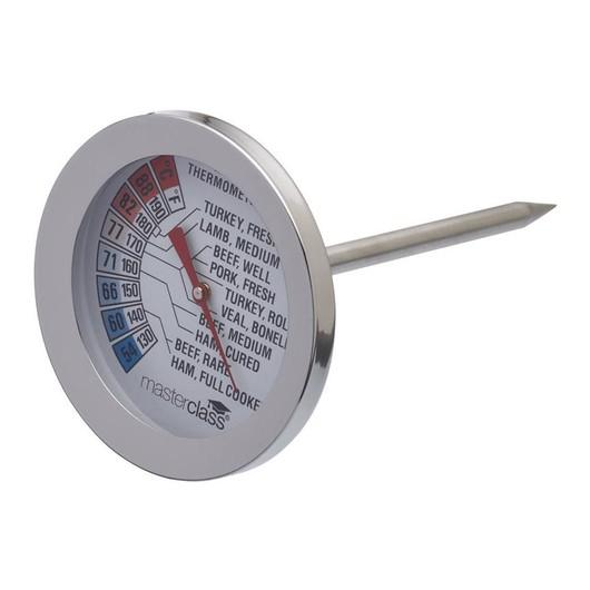 MC Термометр для мяса Deluxe из нержавеющей стали 7,5см  (арт. 150653)