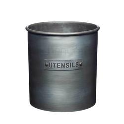 IK Ємність для посуду металева 13,5x14,5 см