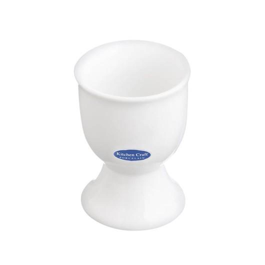 KC Подставка для яиц фарфоровая белая  (арт. 133564)