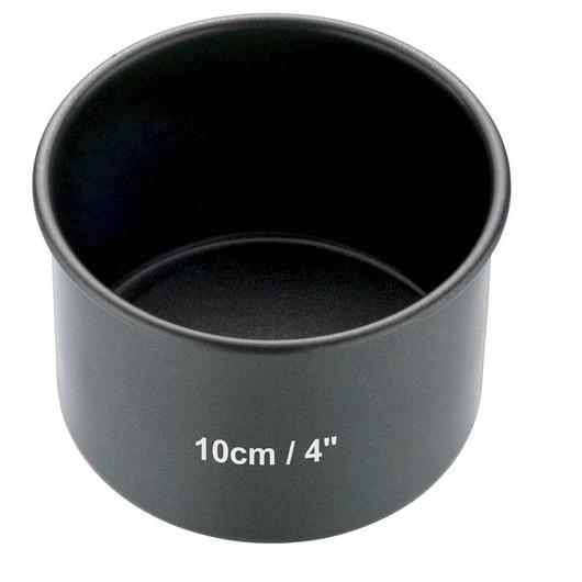 MC NS Форма для выпечки пирога круглая с антипригарным покрытием 10 см