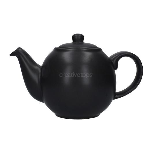CT London Pottery Globe Чайник керамічний 500мл чорний матт  (арт. 20180)