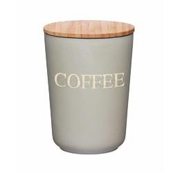 NE Емкость для хранения кофе из бамбука