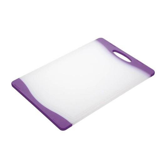 CW Дошка для нарізки 35см х 24см фіолетова