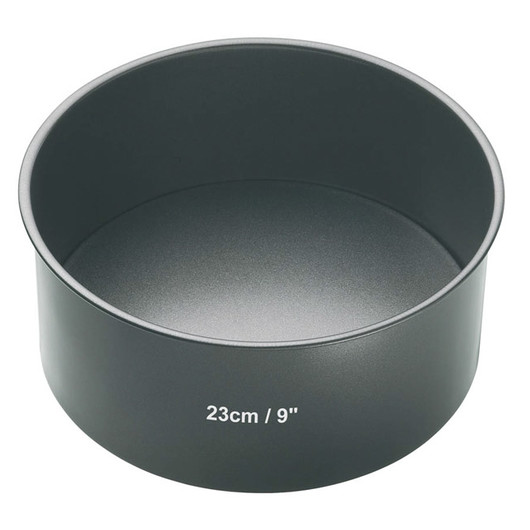 MC NS Форма для выпечки пирога круглая с антипригарным покрытием 23 см