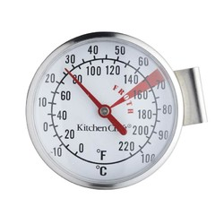 KC Термометр для молока з нержавіючої сталі
