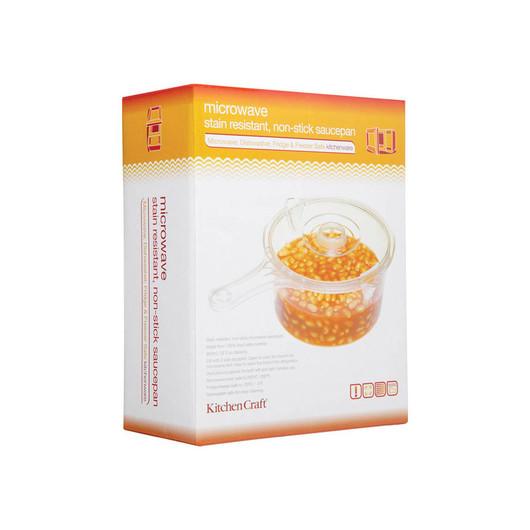 KC MW Кастрюля для микроволновой печи 900мл  (арт. 154163)