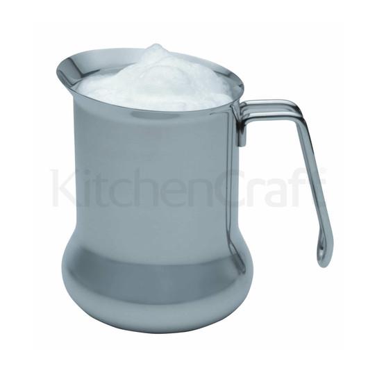 LX Молочник для збивання піни з нержавіючої сталі 650мл  (арт. 133830)