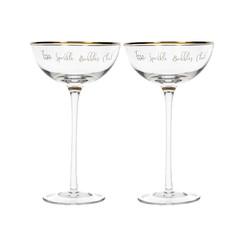 CT Ava & I Набір бокалів для шампанського 250 мл 2 од