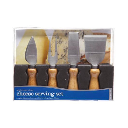 KC набор ножей для сыра - упаковка