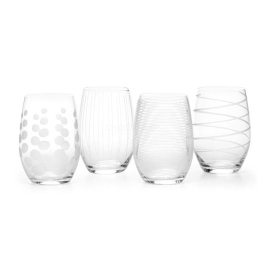 Mikasa Cheers Набір бокалів для вина з кришталевого скла 503мл 4 од  (арт. 5095528)
