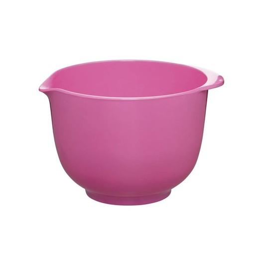 Miniamo Pastels Миска для смешивания меламиновая 16см розовая