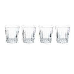 Mikasa Revel Набор граненых стаканов 284мл 4 ед