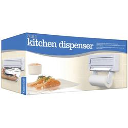 KC Емкость настенная для пищевой пленки, фольги и кухонных полотенец