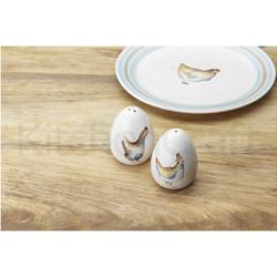 Hen Hause Набір керамічний для солі і перцю