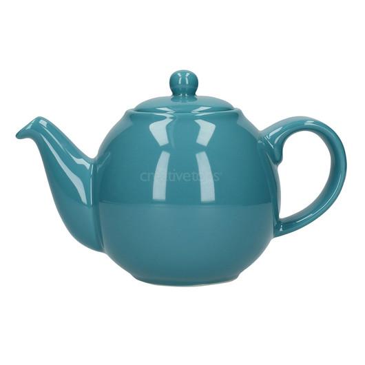 CT London Pottery Globe Чайник керамический 500мл бирюзовый  (арт. 21295)