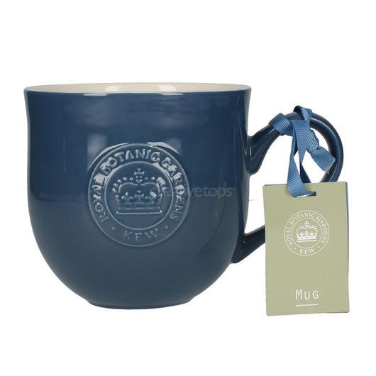 CT Kew Gardens Richmond Чашка керамическая лого синяя  (арт. 5212742)