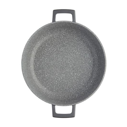 MC CA Каструля алюмінієва з антипригарним покриттям з кришкою  (арт. 720177)