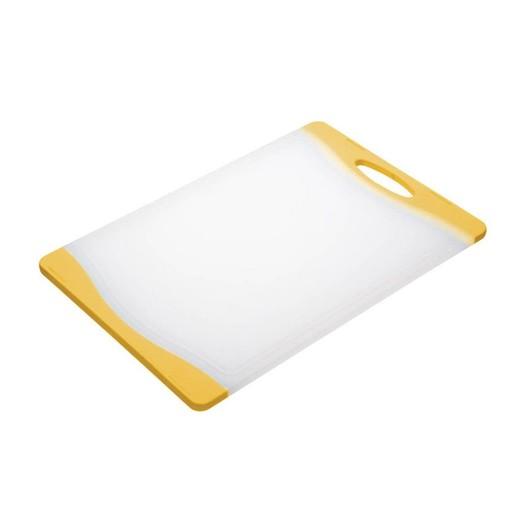 CW Дошка для нарізки 35см х 24см жовта